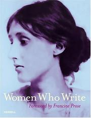 Cover of: Women Who Write