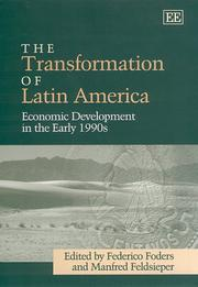 The Transformation of Latin America by