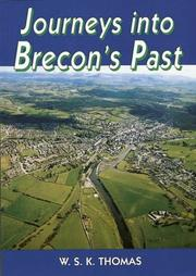 Cover of: Journeys into Brecon