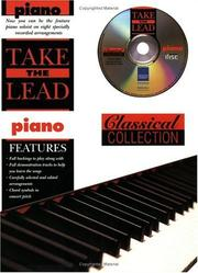 Cover of: Take the Lead, Piano (Repertoire) | Anna Joyce