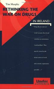 Cover of: Rethinking the war on drugs in Ireland | Murphy, Tim