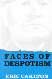 Cover of: Faces of despotism