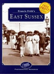 Cover of: Francis Frith's East Sussex