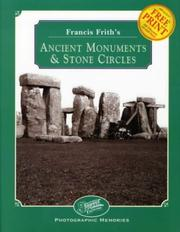 Cover of: Francis Frith's Stone Circles and Ancient Monuments