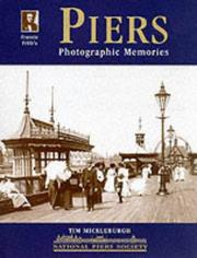 Cover of: Francis Frith's Piers