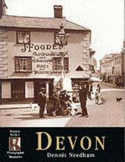 Cover of: Francis Frith's Devon