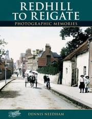 Cover of: Francis Firth's Redhill to Reigate