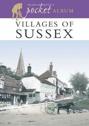 Villages of Sussex (Francis Frith's Pocket Album) by Anthony Bryan, Frith, Francis.