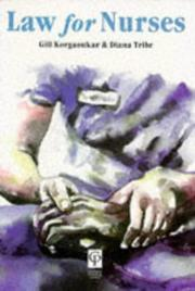 Cover of: Law for Nurses