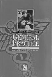 Cover of: General practice | Nigel Ineson