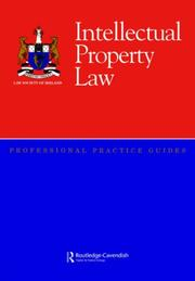 Cover of: Intellectual Property Law Professional Practice Guide (Professional Practice Guides)