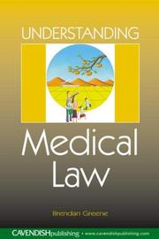 Cover of: Understanding Medical Law