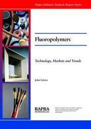 Cover of: Fluoropolymers