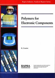 Cover of: Polymers for Electronic Components