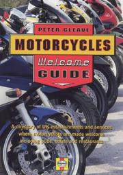 Cover of: Motorcyclists Welcome