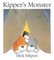Cover of: Kipper's Monster (Kipper)