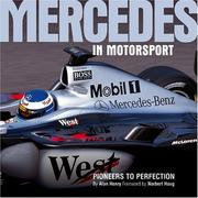 Cover of: Mercedes in motorsport | John Harold Haynes