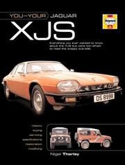 Cover of: You & Your Jaguar XJS