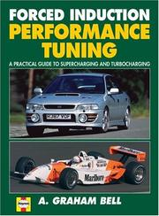 Cover of: Forced Induction Performance Tuning  A Practical Guide to Supercharging and Turbocharging