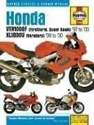Honda VTR1000F FireStorm (Super Hawk) & XL1000V Varadero service and repair manual