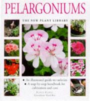 Cover of: Pelargoniums (New Plant Library)