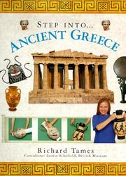 Cover of: Ancient Greece | Richard Tames