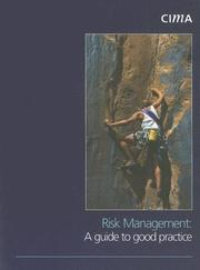 Cover of: Risk Management | CIMA
