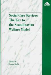 Cover of: Social Care Services