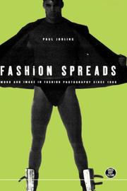 Cover of: Fashion Spreads | Paul Jobling