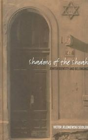 Cover of: Shadows of the Shoah