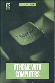 Cover of: At home with computers | Elaine Lally