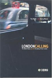 Cover of: London Calling | Garry Robson