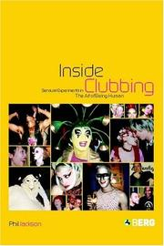 Cover of: Inside Clubbing | Phil Jackson