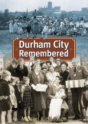 Cover of: Durham City remembered