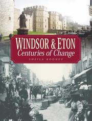 Cover of: Windsor & Eton | Sheila Rooney
