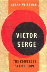 Cover of: Victor Serge