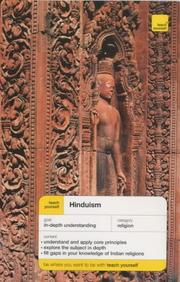 Cover of: Teach Yourself Hinduism