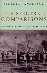 Cover of: The spectre of comparisons