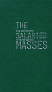 Cover of: The salaried masses