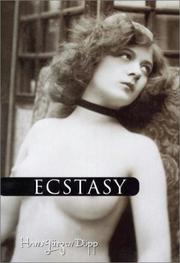 Cover of: Faces of Ecstasy (Temptation) (Temptation)