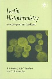 Cover of: Lectin Histochemistry | Dr Susan Brooks