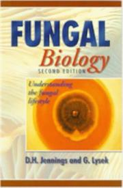 Cover of: Fungal Biology