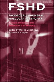 Cover of: Facioscapulohumeral Muscular Dystrophy (FSHD) | David Cooper (undifferentiated)