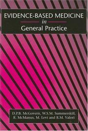 Cover of: Evidence-Based Medicine in General Practice (Key Topics) (Key Topics)
