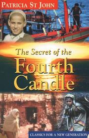 Cover of: Secret of the Fourth Candle
