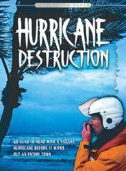 Cover of: Hurricane Destruction (Expedition Earth)