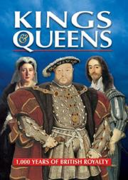 Cover of: Kings & Queens (History)