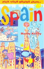 Cover of: Pick Your Brains About Spain (Pick Your Brains About...)
