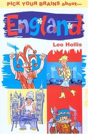 Cover of: Pick Your Brains About England (Pick Your Brains - Cadogan)