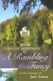 Cover of: A Rambling Fancy